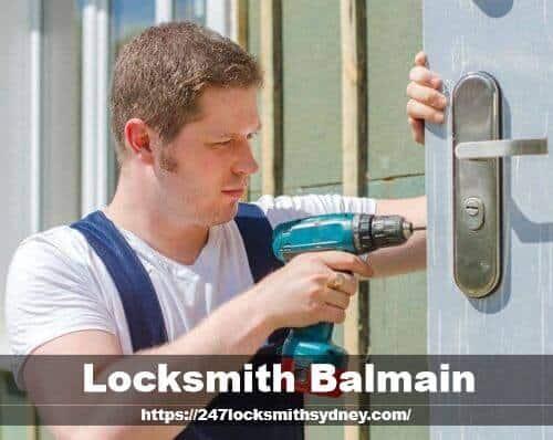 Locksmith Balmain